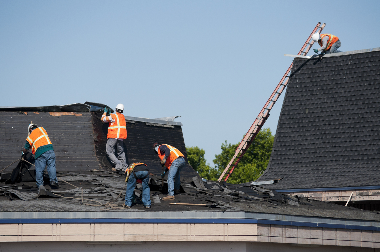 DC and Maryland's Premier Commercial & Residential Roofing Company!
